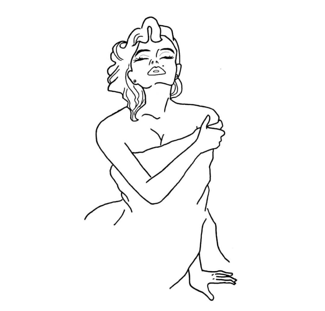 先着10名限定!個性派オシャレイラスト描きます 他にはない雰囲気のあるイラストをお探しのあなたへ!