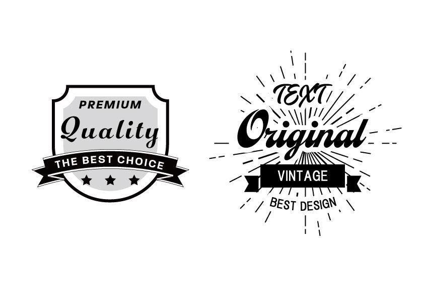 4000円で全てコミコミ!オリジナルロゴ制作します お客様のご希望に沿ったデザインを格安でお作りいたします!