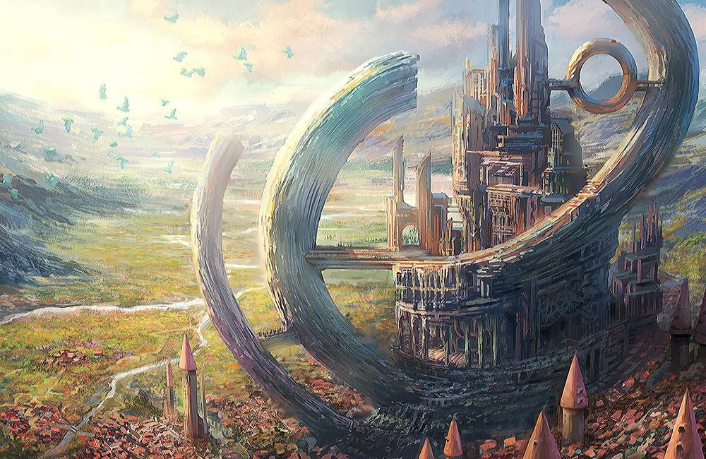 背景イラストを制作致します 背景、風景のイラストをお求めの方に