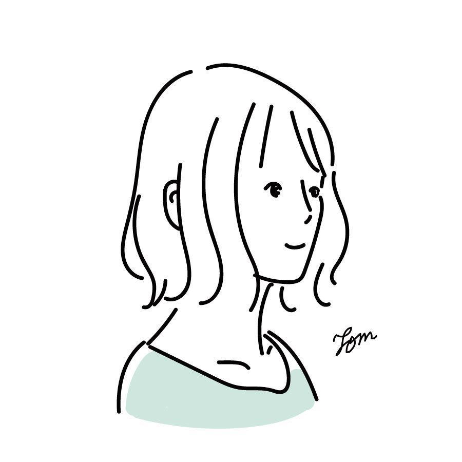 シンプルカジュアルで目を引くイラストを描きます SNSやブログなどでちょうどいいくらいのおしゃれ見え イメージ1
