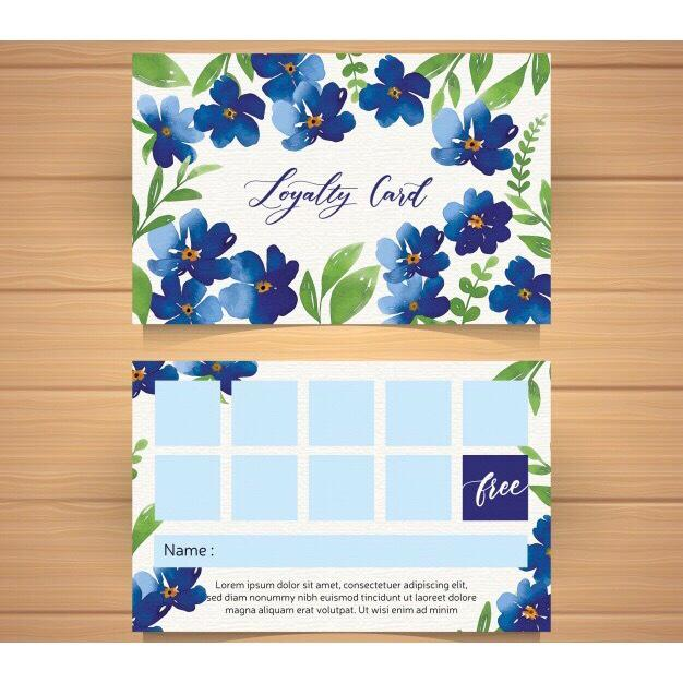 名刺やショップカードなどトータルデザインします ❁ ネイルサロン・マツエクサロンなどの女性オーナー様へ