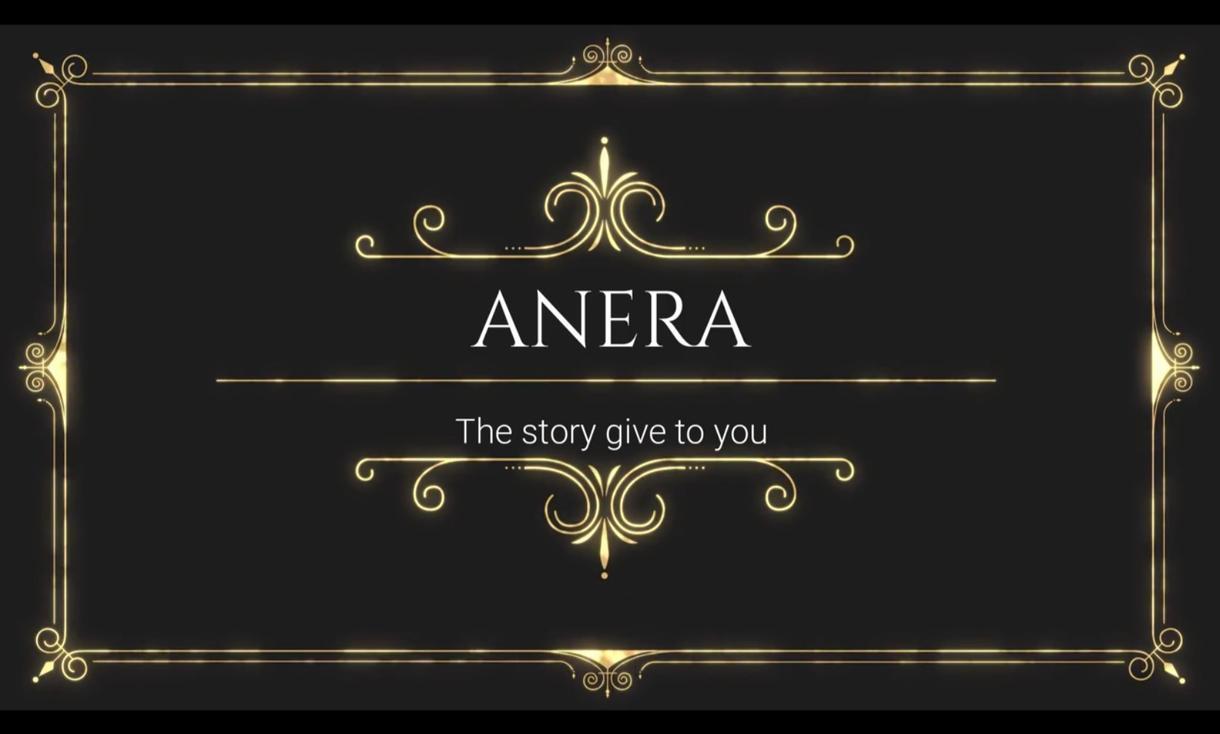あなたの想いをメッセージ動画で表現します アネラの世界観であなたの想いを届けませんか໒꒱