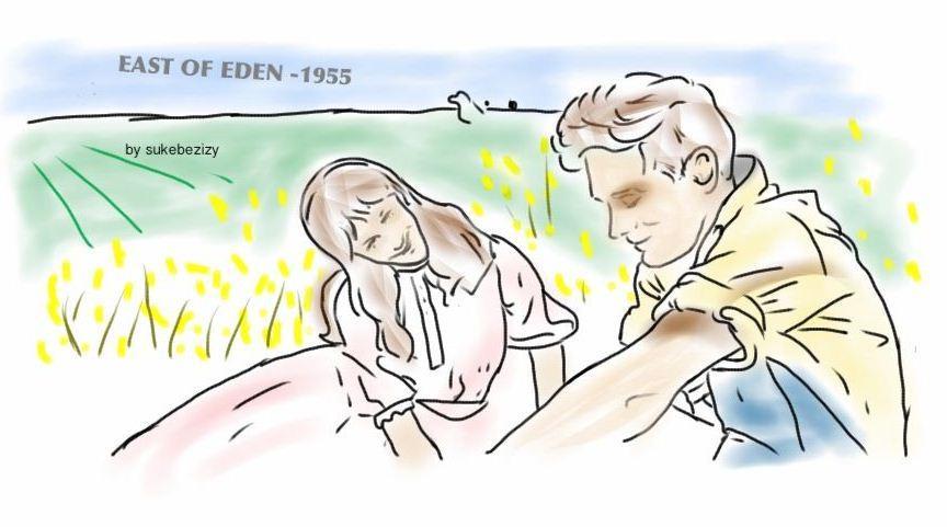 あなたの好きな映画のイラストを描きます イメージ1