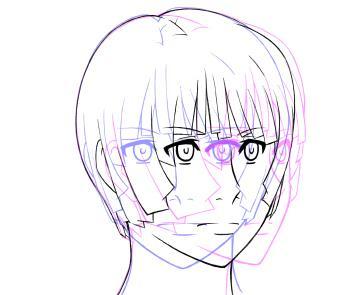 クリスタでアニメ!#00 コツを教えます 教材でおぼえる初歩のアニメテクニック(振り向き※お試し) イメージ1