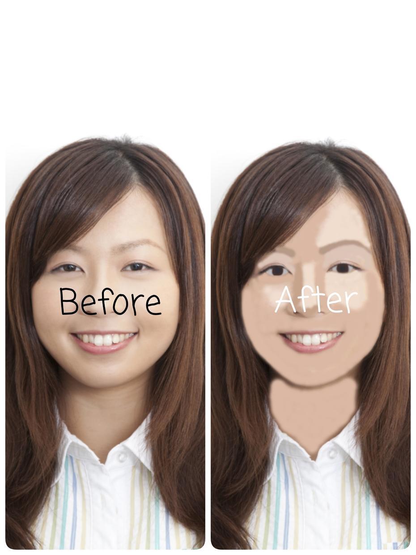 あなたの素写真を編集して似顔絵アバター作ります 素写真を活かした似顔絵 by Photoshop の魔法使い