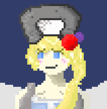 SNS用ドット絵アイコンお描きします 可愛いドット絵アイコンが欲しいあなたに!