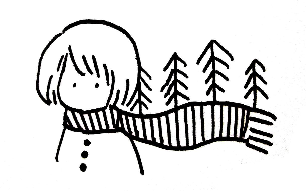 ちょっとした挿絵、カット、イラストお描きします