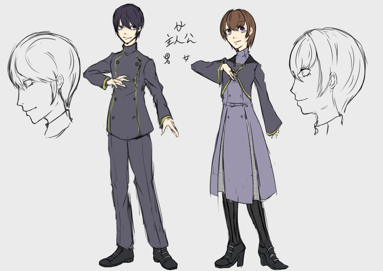 オリジナルのキャラクターデザインを致します お客様のデザインイメージをかたちにしていきます。