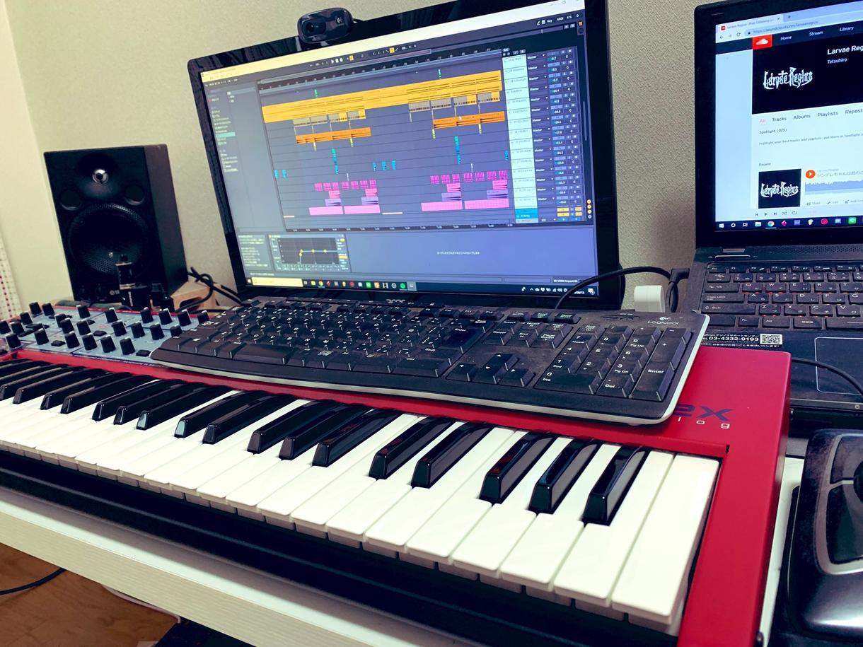 EDM、ロック、メタル、の作曲いたします 激しい音楽作ります!マスタリングまでやります!