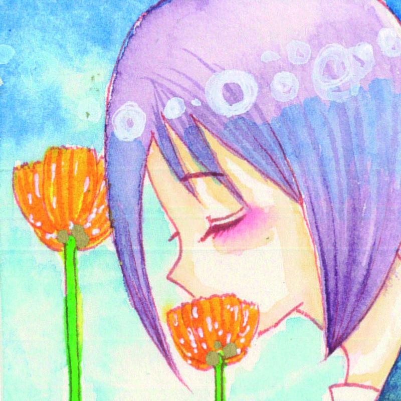 リクエストに応じて手書き女の子イラストを描きます 自分へのプレゼントやアイコンにお使いください♪