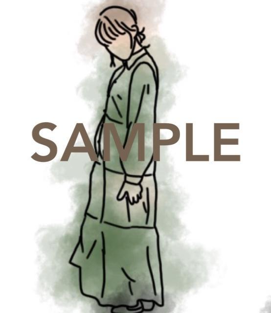 SNSアイコン描きます シンプルで映えるイラストを作成します! イメージ1