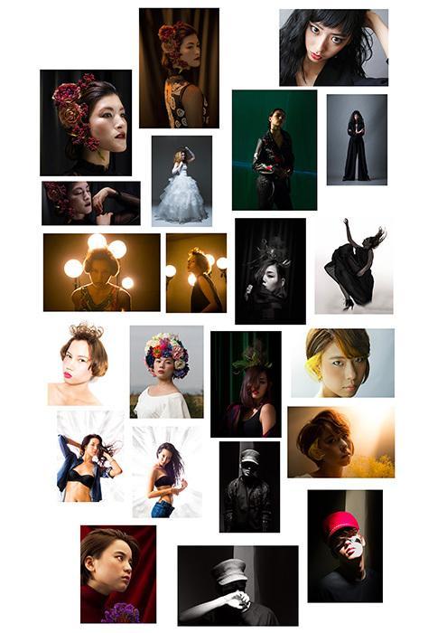 経験豊富なプロが撮影いたします プロフィール、アー写、ECサイト、各種撮影代行いたします。