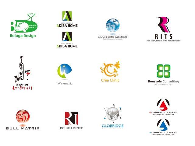 AIデータ無料!安価でロゴデザインいたします 商用利用OK、著作権譲渡いたします!
