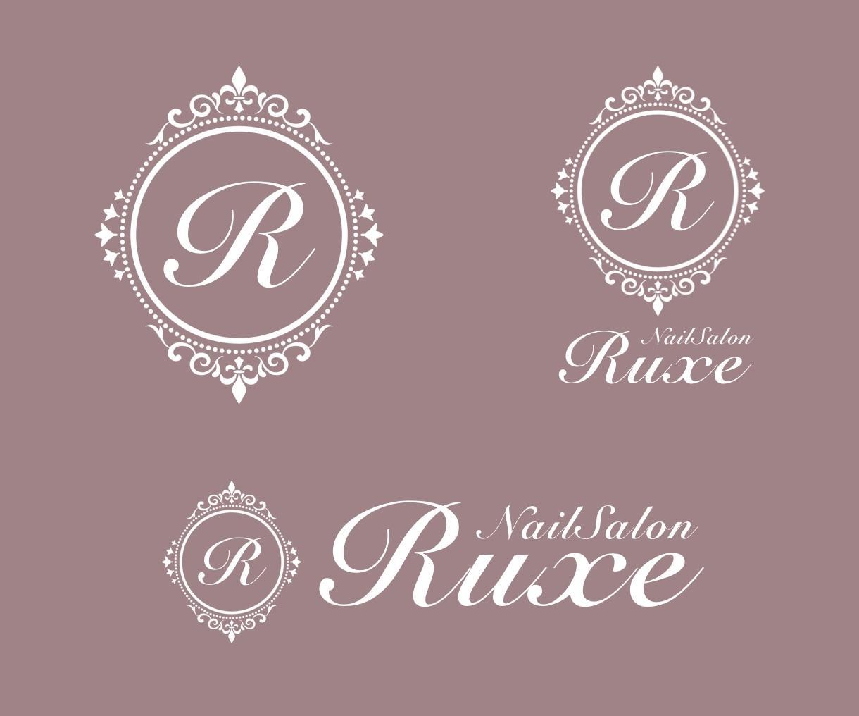 ネイル・エステ・飲食店等のロゴをデザインします 修正回数無制限。レイアウト違いで3パターンを納品。 イメージ1