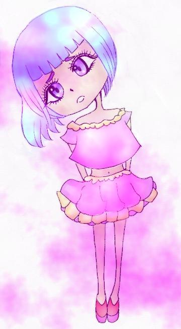 SNSアイコン♡ゆめかわいい♡ミニイラスト描きます SNSなどのアイコンに使いたい貴方へ!!かわいいアイコン♩