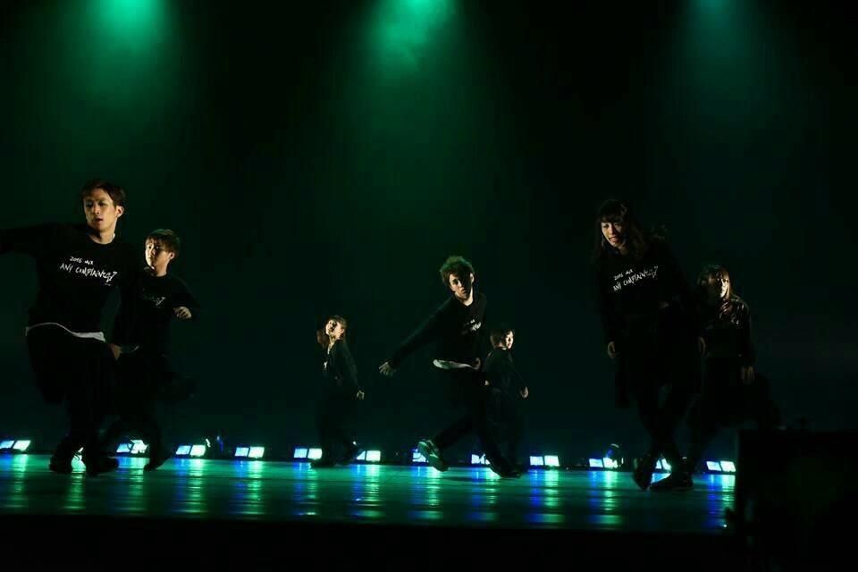 日本の音楽限定でダンス振付をします みなさんがお好きな邦楽に振りを付けて踊りましょう!