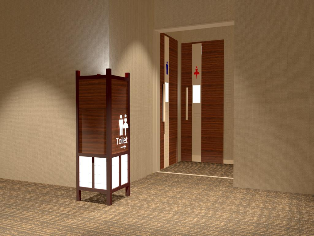 家具、サイン、ロッカー、墓石等3Dモデリングします 建築士、建築施工管理技士がお手伝いします。