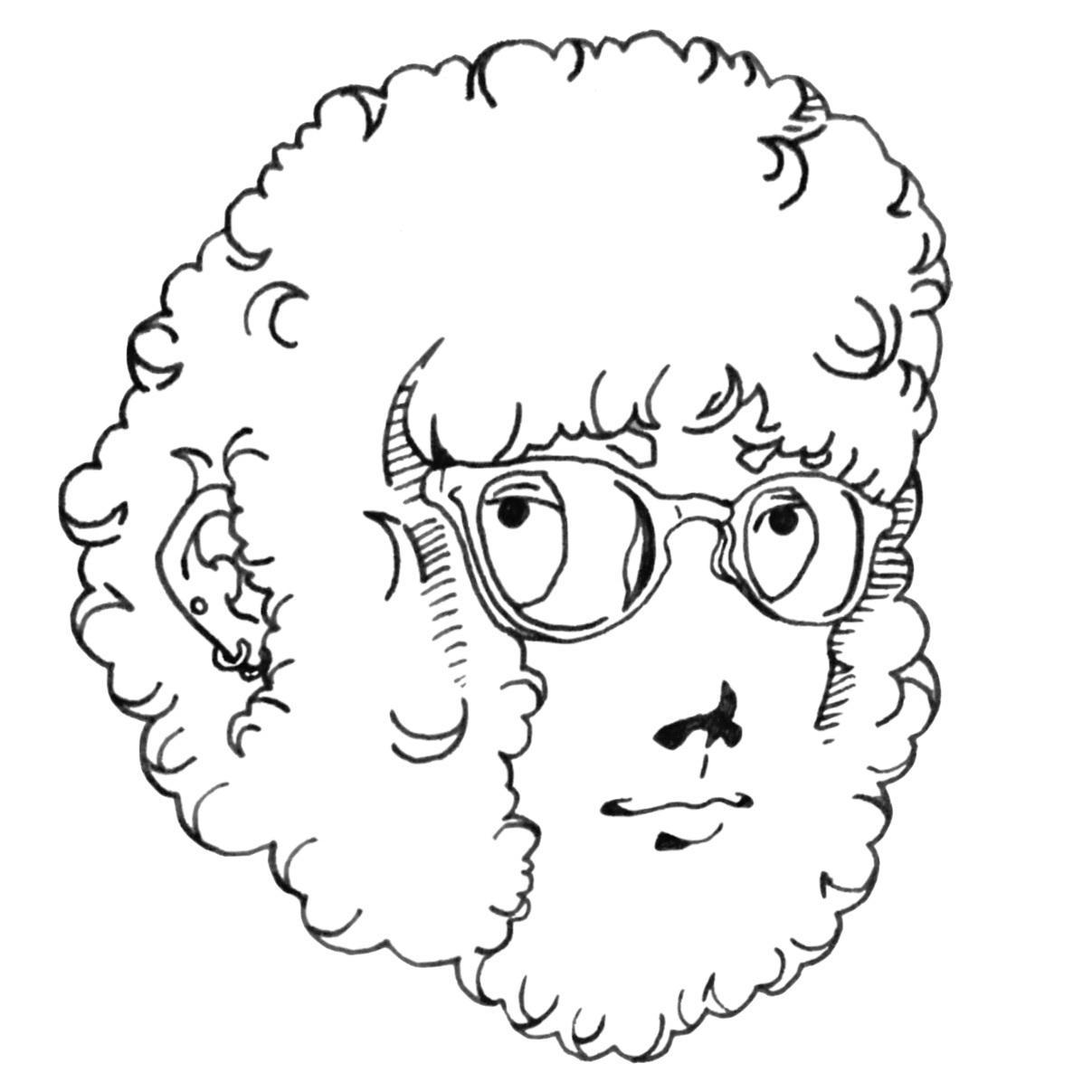 頂いた写真に忠実にオリジナル似顔絵作ります 白黒線画で、オリジナルスタイルの似顔絵描きます。