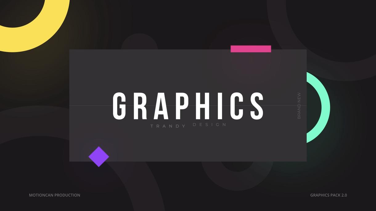 シンプルなロゴアニメーション制作をします SNSや動画の入りをシンプルに、かっこよくつくります!