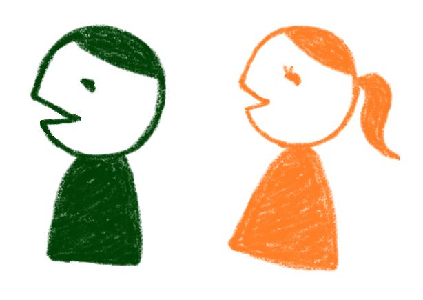 色んなタッチのイラストを描いています 主にゆるっとしたキャラクターで場を和ませます。