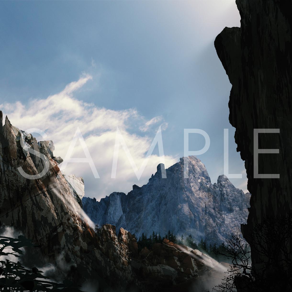 背景・風景作画承ります スマホやパソコンの壁紙・SNSのヘッダーなどに!