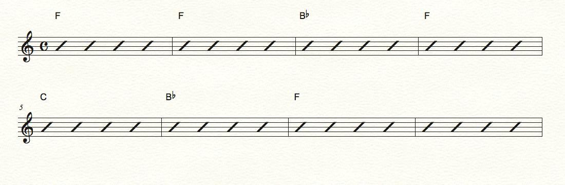 吹奏楽、ビッグバンドのアドリブフレーズ作ります すぐに書きます!カッコいいフレーズ、技量に応じたものまで!