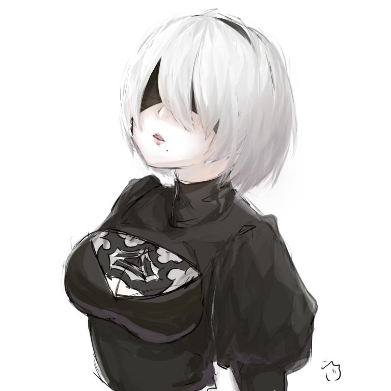 Snsアイコン用のキャラクターイラストを描きます オリジナルアニメ