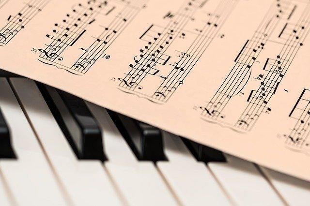 楽譜のメロディーを音源にしてお届けします お手持ちの楽譜をメロディーで確認!ワンコインから承ります イメージ1