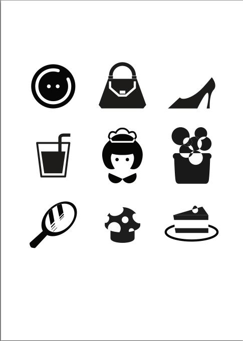 シンプルでお洒落なロゴをデザインします!