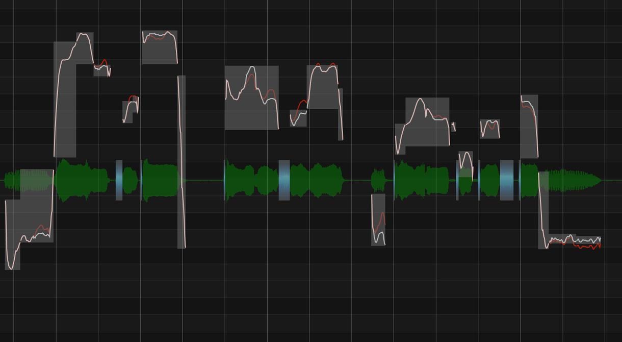 ボーカルのピッチとタイミング補正、ノイズ除去します 100件以上の実績あり! 自然に聴きやすく修正いたします イメージ1