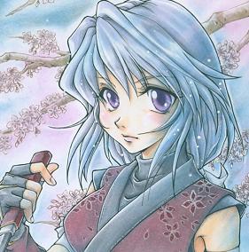 【手描き】色紙にキャラクターイラストを描きます!