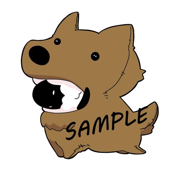 動物をキャラクターっぽく描きます 個性的な動物たちをサイトの看板娘(息子)に!