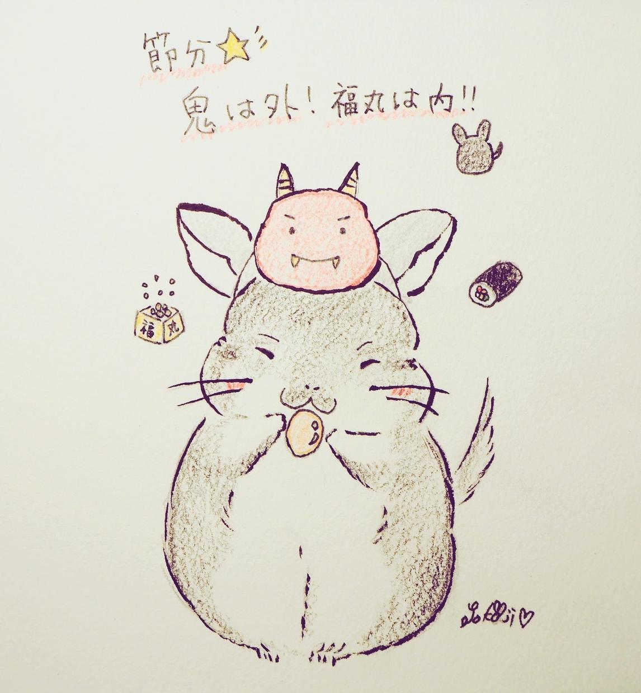 ことばを添えたゆるかわ動物イラスト描きます ほっこり癒されたいあなた
