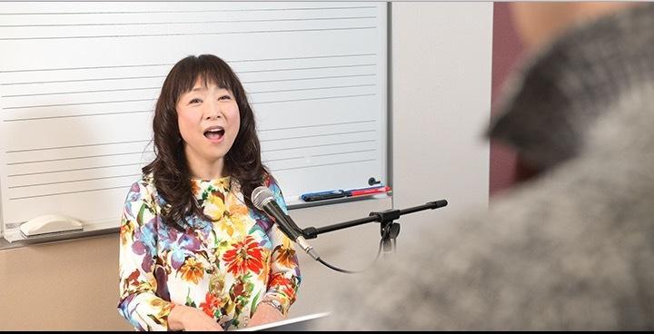 ビデオチャットでボイトレします 歌手歴40年、講師歴25年、声の悩みを解決!お手伝いします。 イメージ1
