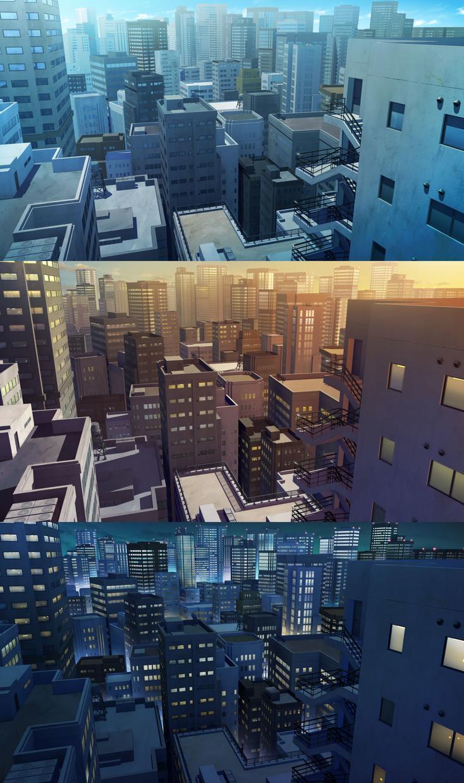 ゲーム背景制作いたします 同人・商業問わず2D背景の制作をさせていただきます