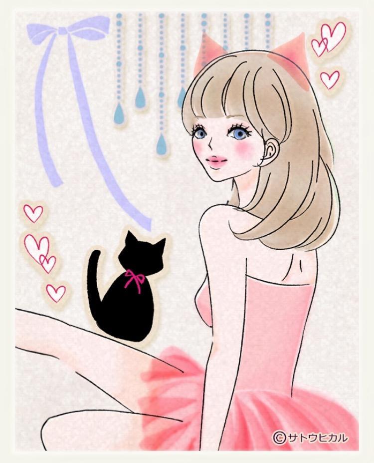 オシャレイラスト【全身1点】を制作します 美容系、ファッション系等に♪大人の女性向けガールズイラスト!