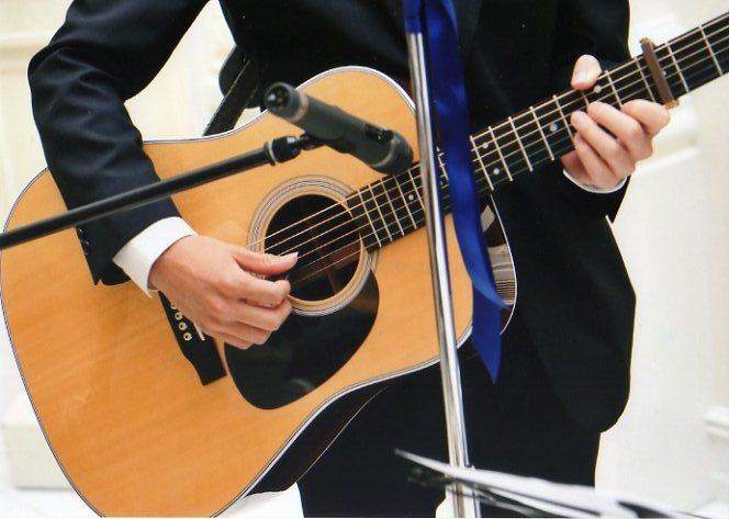 あなたの曲のアコースティックギター録音します イメージ1