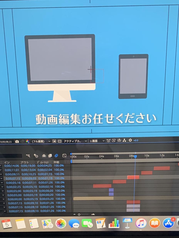 貴方が撮った動画を編集、テロップ入れします 年額4万円のソフトを使用して、目的にあった動画に編集します。