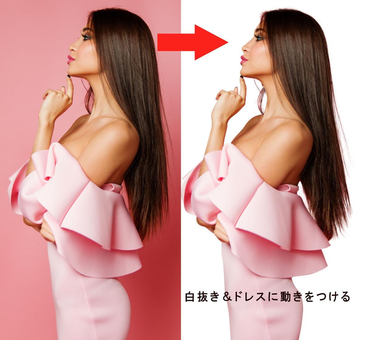 合成切抜き【即日対応】Photoshop加工します 合成・レタッチ(修正)画像加工なら気軽にご質問下さい。