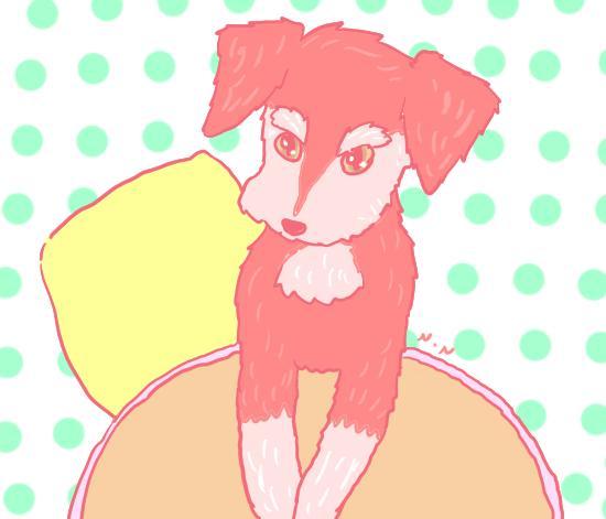かわいいペットの似顔絵アイコンかきます ワンちゃんネコちゃん以だけでなく動物なんでも受け付けます イメージ1
