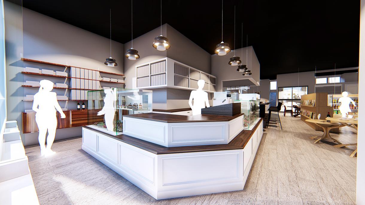 リアルなCGパースを制作致します 新築、リフォーム、店舗などのCGパースを3~4日以内に納品!