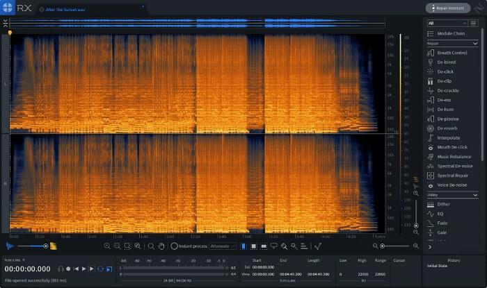音声のノイズ除去承ります 録音時に発生したノイズや部屋なりを軽減いたします。
