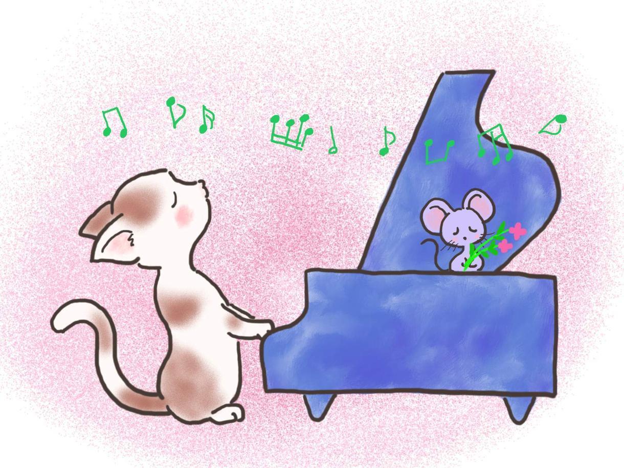 歴14年ピアノ講師が楽譜に【指番号】をつけます プロの演奏家が、子供から大人の楽譜まで最適な運指を提案します イメージ1