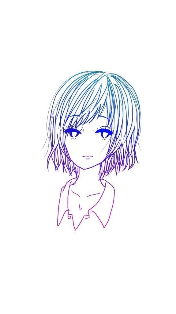 アイコン用イラスト描きます SNSのアイコンが欲しいかたに。