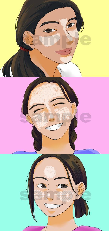 現在停止中:似顔絵、イラスト、マンガ描きます アイコン、コミックエッセイ等々あなたのイメージを形にします