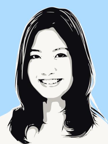 ポップアート風の似顔絵を作ります かっこいい、おしゃれな、アート風の似顔絵をお求めの方へ