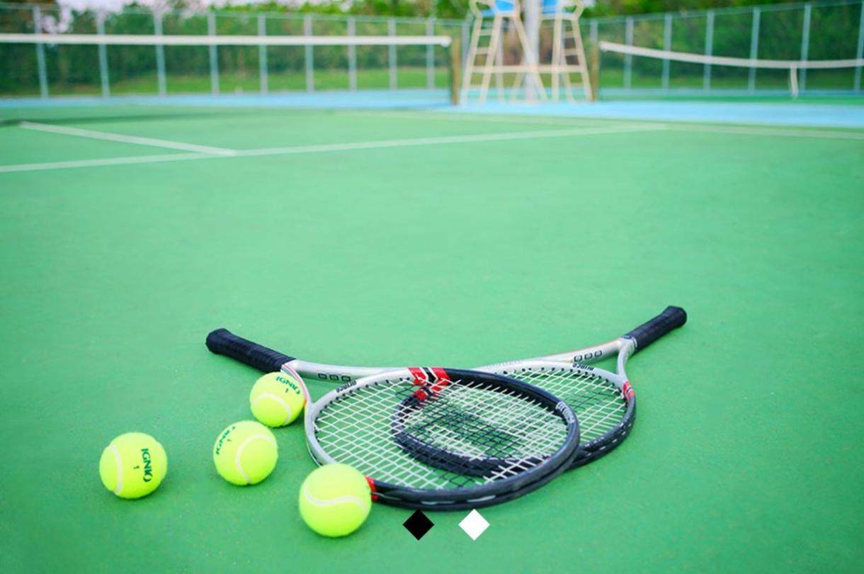硬式テニスのお悩み解決します☆ます ルールなどの基礎から、技術的なことまでなんでも解決します!