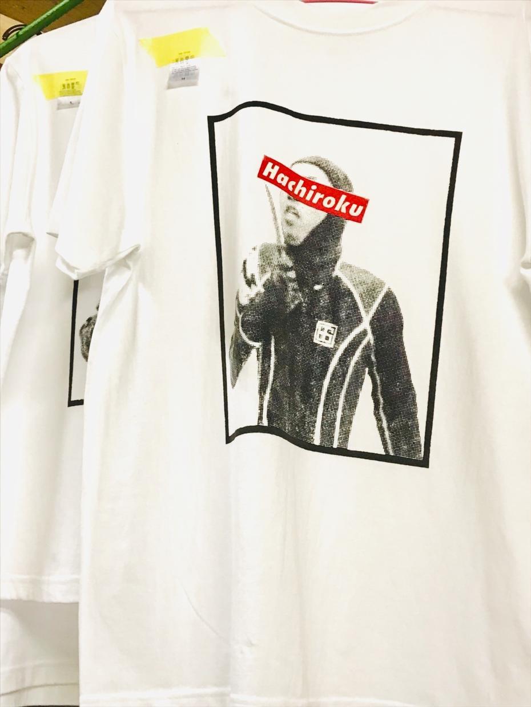 オリジナルTシャツ作ります ハチロク様用オリジナルTシャツデザイン→完売済