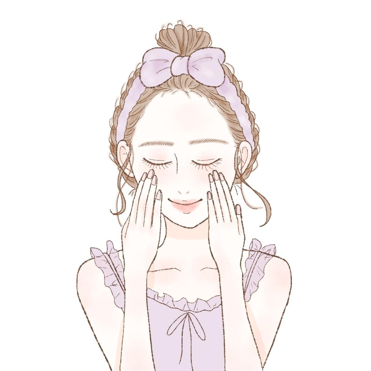 古着女子様専用でイラストお描きします 女の子向けのイラストをお届けします!