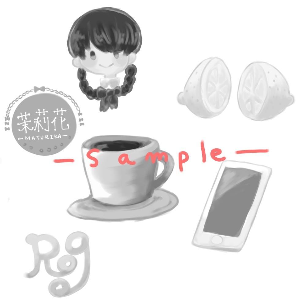 シンプルなイラストカット、挿絵を作成します シンプルで温かみのあるイラストを求めている人向け!